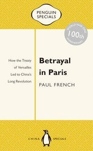Betrayal in Paris cover