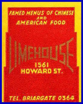 limehouse USA restaurant