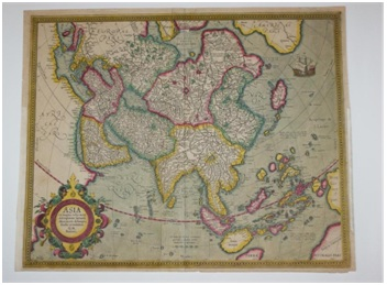 Map Of Asia Over Time.China Rhyming Blog Archive Ras Shanghai Hidden Treasures An