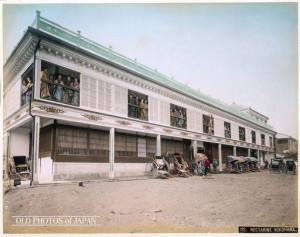 Jinpuro brothel Yokohama