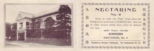 Nectarine house