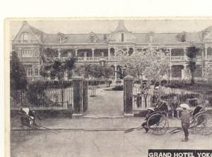Yokohama - Grand Hotel