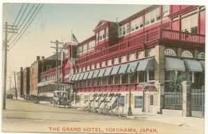 Yokohama - The Grand Hotel