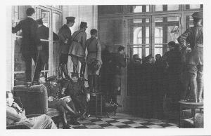 Versailles signing ceremony 1919