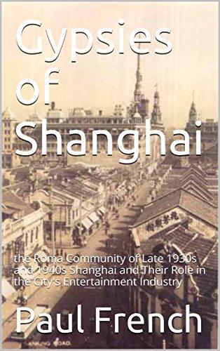 Gypsies of Shanghai cover